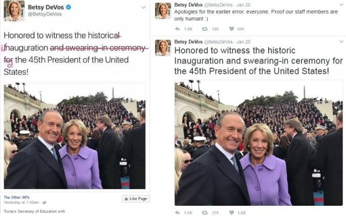 devos-correction