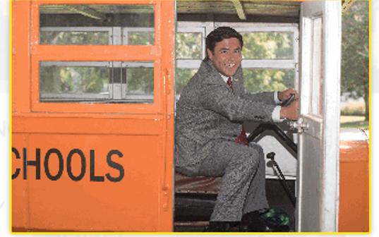 Johnson bus