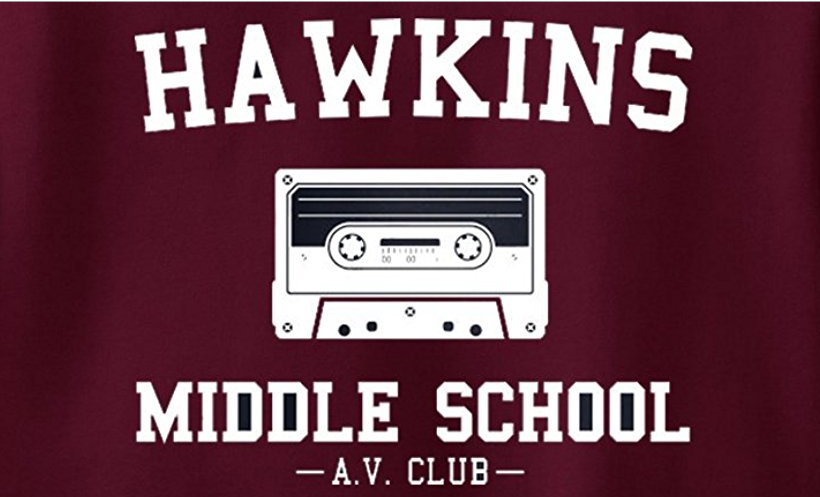 Hawkins Middle School How Stranger Things Shows Support For