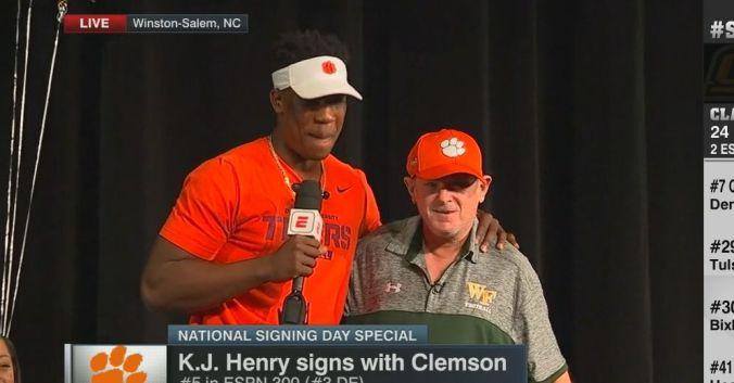 KJ Henry