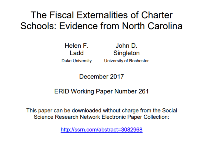 charter study