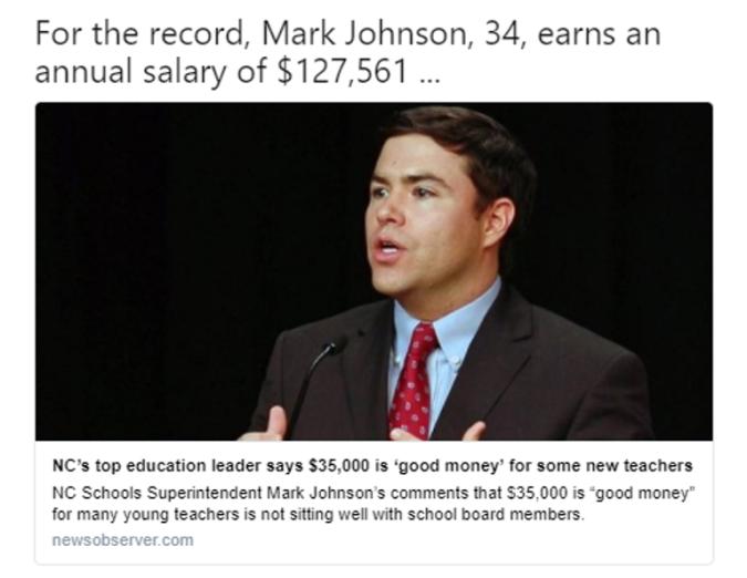johnson salary