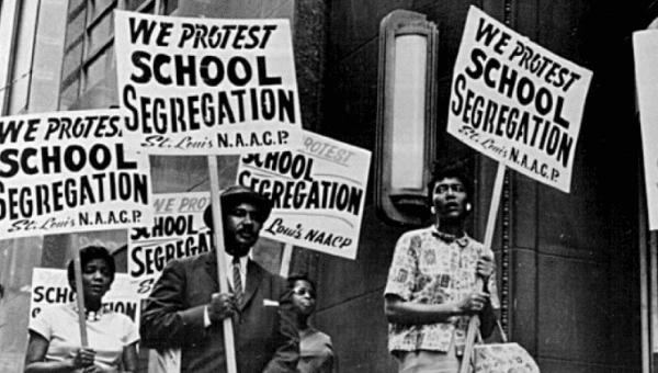 helped dismantle racial segregation - 1109×577
