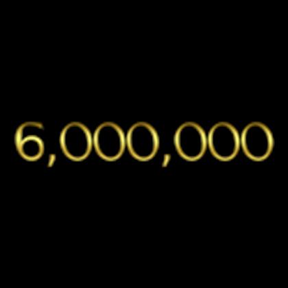 6000000