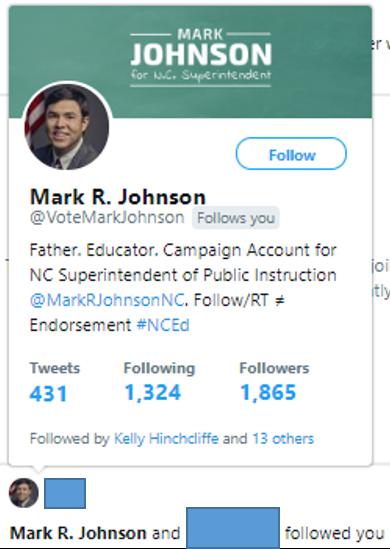 johnson twitter