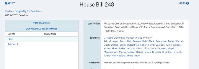 House Bill 248