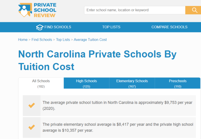 privte school review1