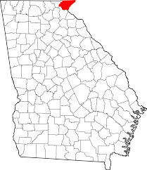 File:Map of Georgia highlighting Rabun County.svg - Wikimedia Commons