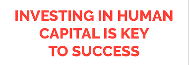 Investing in human capital is key to success - Dare to Learn - The Festival  for Rethinking Learning